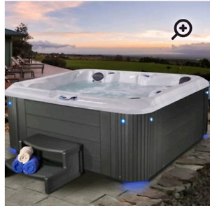 Looking for Hot Tub
