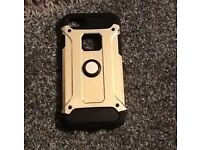 I Phone 7 Case in Gold. Excellent Quality. Bargain £5