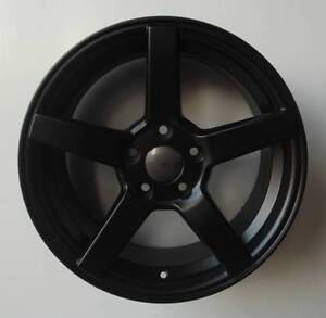 """17"""" Flat 5 Alloys With Tyre Combo Toowoomba Toowoomba City Preview"""