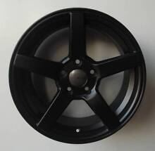 "17"" Flat 5 Alloys With Tyre Combo Toowoomba 4350 Toowoomba City Preview"