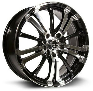 Roues (Mags) RTX Arsenic 15 pouces  4-100/108