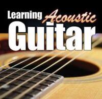 Acoustic Guitar Lessons For Beginner's