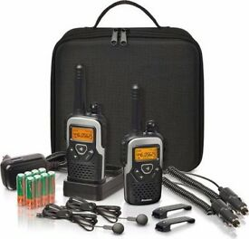 NEW Binatone Action 1100 Two Way Radio ONLY LONDON