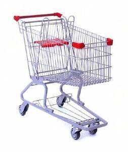 Chariots magasin - Chariot roulant pour Commerces et Épiceries