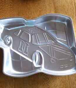 Racing Car Cake Pan London Ontario image 2