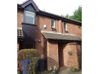 Two bedroom furnished House to rent in West Didsbury