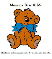 Momma Bear & Me Accessories