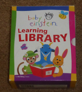BABY-EINSTEIN-LEARNING-LIBRARY-12-BOOKS