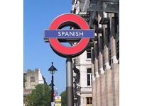 1st Lesson Free! £10 Spanish Group classes. Fun, Friendly