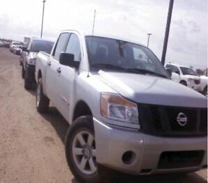 For Sale 2014 Nissan Titan Truck