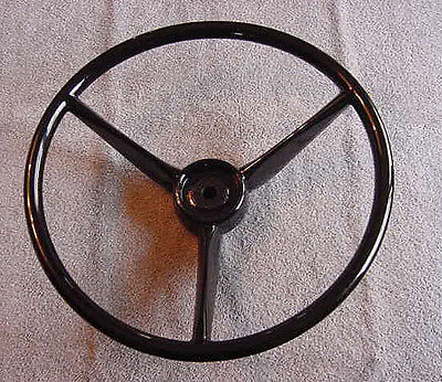 Case Colt Garden Tractor Reproduction Black 15 Steering Wheel