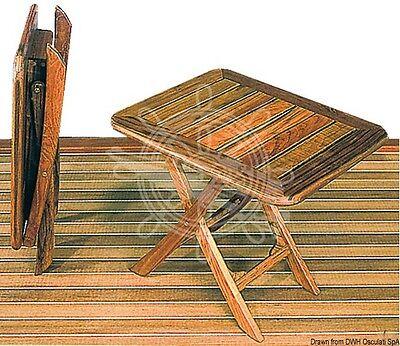 ARC Teak Table 50x40 Cm