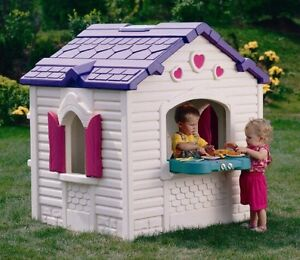 Looking for outdoor play equipment