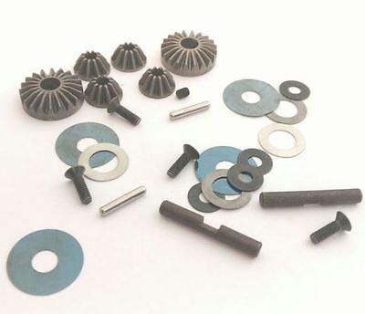 Piñones internos diferencial + pasadores + arandelas. Crono RS03 / RS7 GR...
