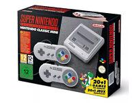 Mini Super Nintendo (SNES) Classic