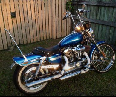 Harley sportster for sale motorcycles gumtree australia free harley davidson 1200 sportster fandeluxe Images