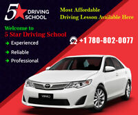 Want to learn driving and get your license quick call 7802704545