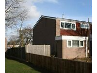 3-bed House (good spacious rooms) in Woodside, Telford - Available Now
