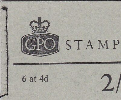 JANUARY 1969 SG NP33  2/- MACHIN BOOKLET