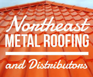 Locally made metal roofing