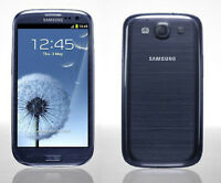 Samsung Galaxy S3 Blue UNLOCKED Tmobile works /w Wind Mobilicity