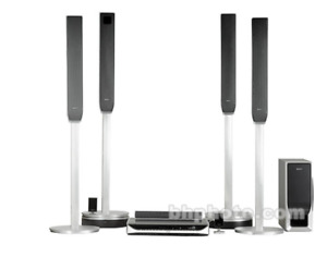Sony Home Theater System - 5 DVD player
