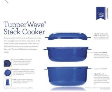 Tupperware triple stacker cooker Healesville Yarra Ranges Preview
