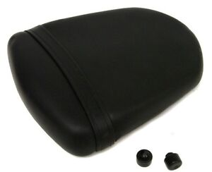 Black-Rear-Pillion-Passenger-Seat-for-2006-2007-Suzuki-GSXR-GSX-R-600-750-06-07