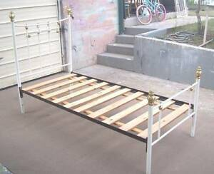 Ornate Single Bed Frame..Plus Inala Brisbane South West Preview