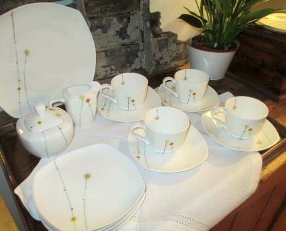 Aynsley Bone China Tea Sandwich Set   in New Milton, Hampshire   Gumtree