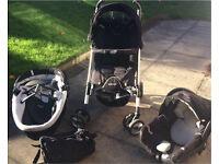 Cot/pram/buggy/ car seat