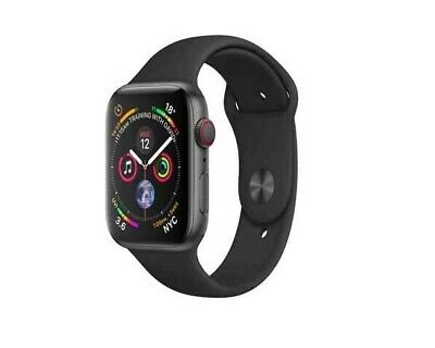 Apple iwatch series 4 (GPS+CELL.) 40 mm Space Grey Aluminium with Warranty