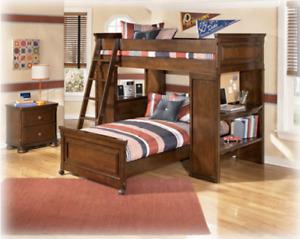 Twin/twin Loft Bed Roll Slat