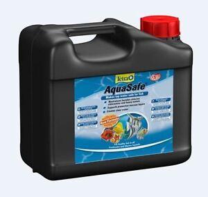 Tetra Aqua Safe, 5 Liter,  Wasseraufbereiter für Fische