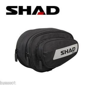 sacoche de jambe shad sl05 pour moto scooter motard sac ajustable la cuisse ebay. Black Bedroom Furniture Sets. Home Design Ideas