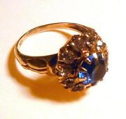 Antique Diamond Ring Size 7