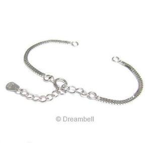 Sterling Silver Bracelet Extender