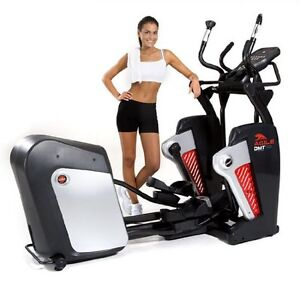 Smooth fitness Agile DMT elliptical trainer