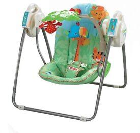Rainforest Open Top Swing Chair