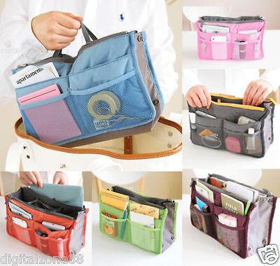 2017 Women Nurse Insert Handbag Pouch Purse Travel Organizer Insert Bag Tote - Nurse Purse