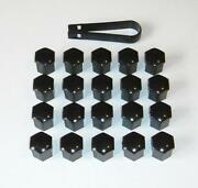 19mm Wheel Nut Covers