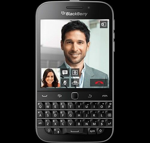 Blackberry classic unlocked good condition boxed with accessories