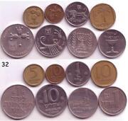 Israel Münzen