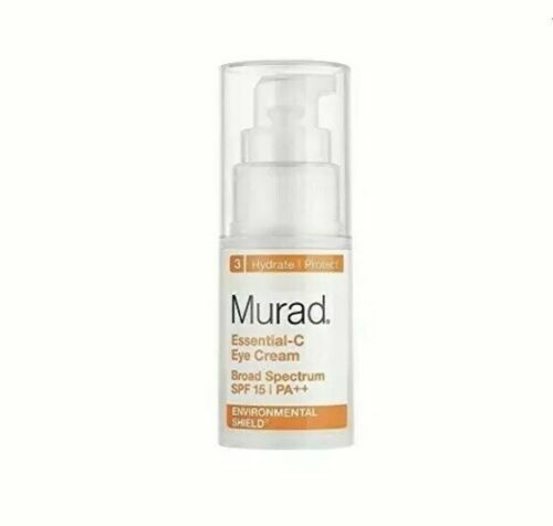 Murad Environmental Shield Essential-C Eye Cream SPF 15 PA++ 0.5 oz
