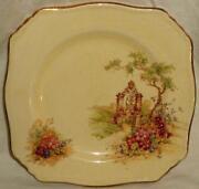 Royal Winton Plate