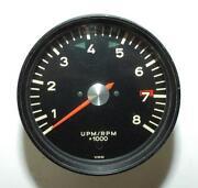 Porsche Tachometer