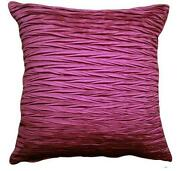 Plum Cushion Covers