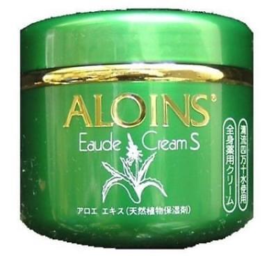 ALOINS Eaude Cream S with Aloe Essence 185 g Moisturizing cream from Japan*