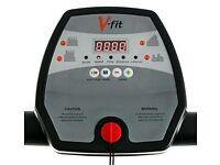 V-Fit Motorised Folding Treadmill