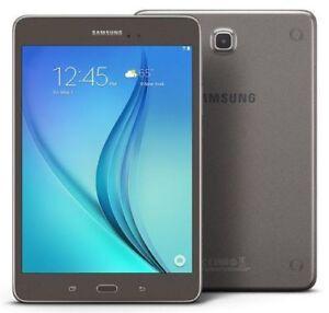 Samsung Galaxy Tab A 8'' 16GB Smoky Titanium 4G Unlocked